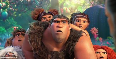 Visually inventive Croods sequel full of prehistoric charm