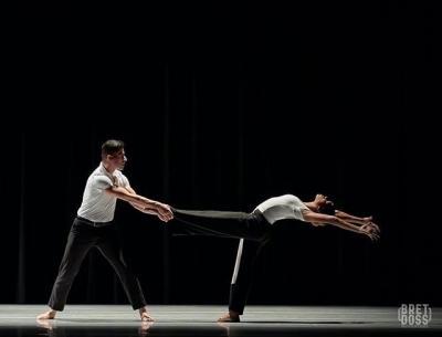 CHOP SHOP: Bodies of Work 2021 online Dance Festival
