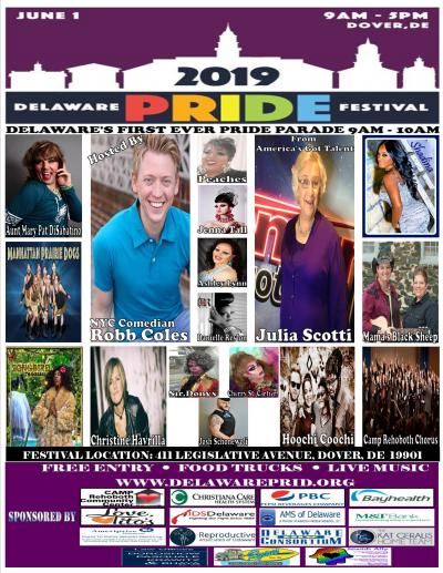 2019 Delaware Pride Festival
