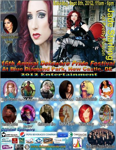 2012 Delaware Pride Festival