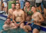 Key West Pride 2021 @ Island House, Alexander's Guest House, and La Te Da