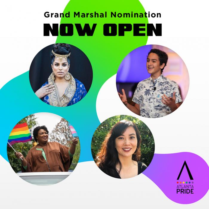 2021 Grand Marshal Nominations Now Open
