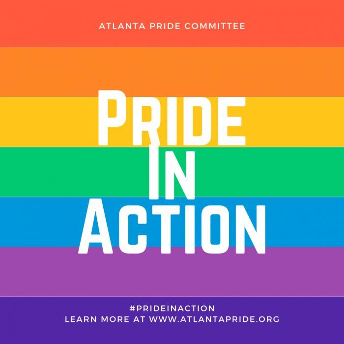 Atlanta Pride Announces Pride In Action Recipients