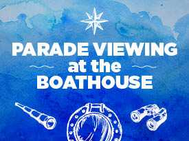 Brunch and Parade Viewing at The Boathouse - Se abre en una ventana nueva