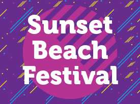 Sunset Beach Festival - Opens in New Window