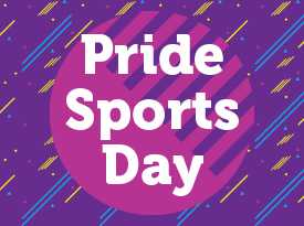 Pride Sports Day - Opens in New Window