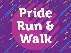Pride Run and Walk - Opens in New Window