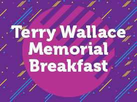 Terry Wallace Memorial Breakfast - Opens in New Window