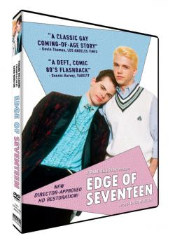 EDGE OF SEVENTEEN on Blu-ray from Strand Releasing!