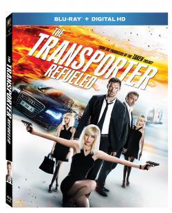 """Transporter: Refueled"" on Blu-ray!"