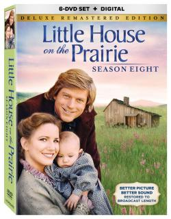 """""""Little House on the Prairie: Season Eight Deluxe Remastered Edition"""" on DVD!"""