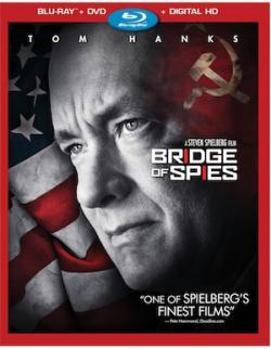 BRIDGE OF SPIES on Blu-ray!