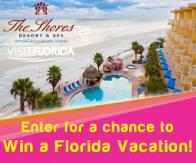 VISITFLORIDA.com Getaway to The Shores Resort & Spa!