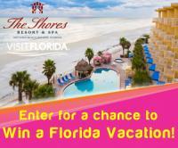 VISITFLORIDA.com Getaway to The Shores Resort & Spa!