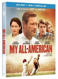 MY ALL AMERICAN on Blu-ray!