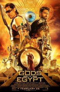 Advance Screening Tickets To GODS OF EGYPT!