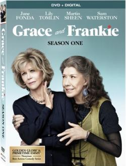 GRACE AND FRANKIE: Season One on DVD!