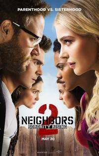 Win Tickets to see a Special Advance Screening of <br> NEIGHBORS 2: SORORITY RISING!