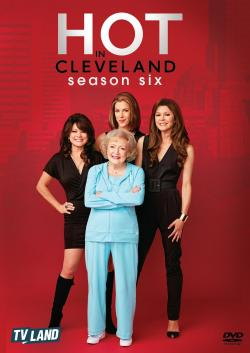 HOT IN CLEVELAND - Season 6 on DVD!