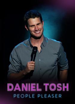 DANIEL TOSH - PEOPLE PLEASER on DVD!