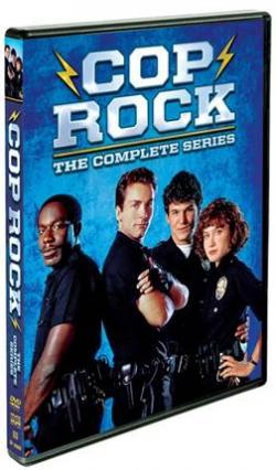 "Cult-Classic ""COP ROCK - The Complete Series"" on DVD!"
