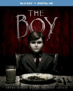 THE BOY on Blu-ray!