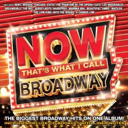 """NOW That's What I Call Broadway"" on CD!"