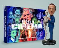 """Cult Cinema: An Arrow Video Companion"" and Vincent Price Bobblehead!"