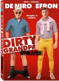 DIRTY GRANDPA on DVD!