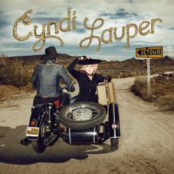 """Detour"" on CD from Cyndi Lauper!"