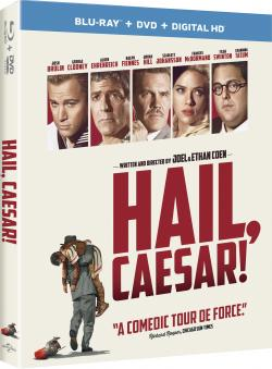 HAIL, CAERSAR! on Blu-ray!