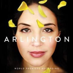 """Arlington - World Premiere Recording"" on CD from Broadway Records!"