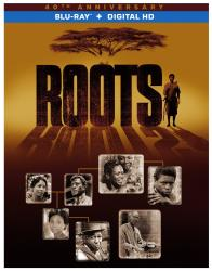 ROOTS: THE COMPLETE ORIGINAL SERIES on Blu-ray!