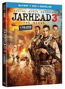 JARHEAD 3: THE SIEGE on Blu-ray!