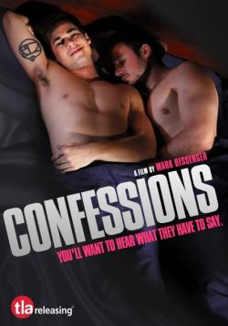 CONFESSIONS of DVD from TLA Releasing!