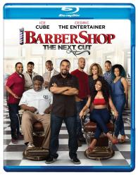 Make An Appointment For BARBERSHOP: THE NEXT CUT on Blu-ray!