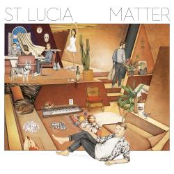 MATTER on CD from ST. LUCIA!