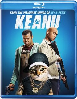 KEANU on Blu-ray!