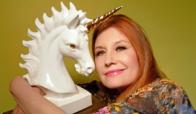 Tickets to see KAREN FINLEY: UNICORN GRATITUDE MYSTERY on July 31 at 7PM!