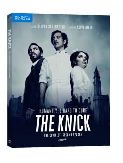 THE KNICK: THE COMPLETE SECOND SEASON on Blu-ray!