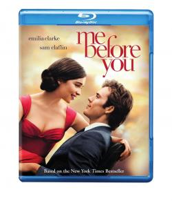 ME BEFORE YOU on Blu-ray!