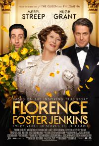Enter to win a Florence Foster Jenkins Prize Pack!