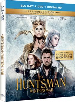 """The Huntsman: Winter's War"" on Blu-ray!"