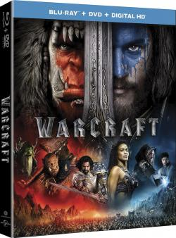 WARCRAFT on Blu-ray!