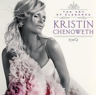"""The Art Of Elegance"" on CD from Kristin Chenoweth!"