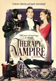THERAPY FOR A VAMPIRE on DVD!