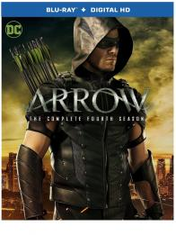 ARROW - THE COMPLETE FOURTH SEASON on Blu-ray!
