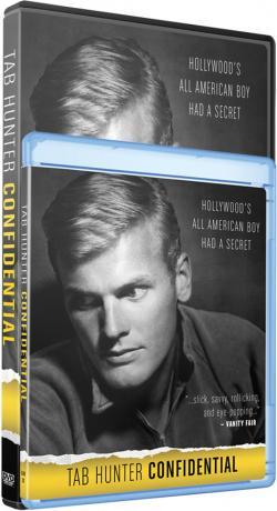 TAB HUNTER CONFIDENTIAL on Blu-ray!
