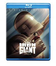 THE IRON GIANT: SIGNATURE EDITION on Blu-ray!