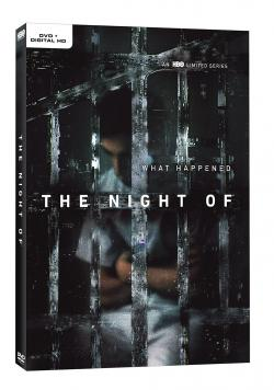 THE NIGHT OF on DVD from HBO!